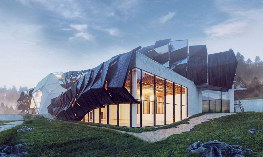 معماری سامان دکو
