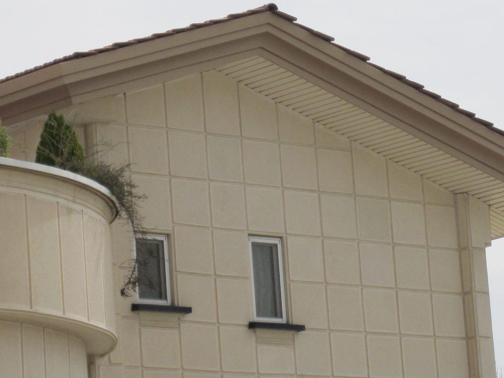 طراحی نما سیمانی ساختمان : قوی ترین و مستحکم ترین نما